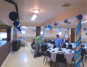 Hall Decor - Blue2